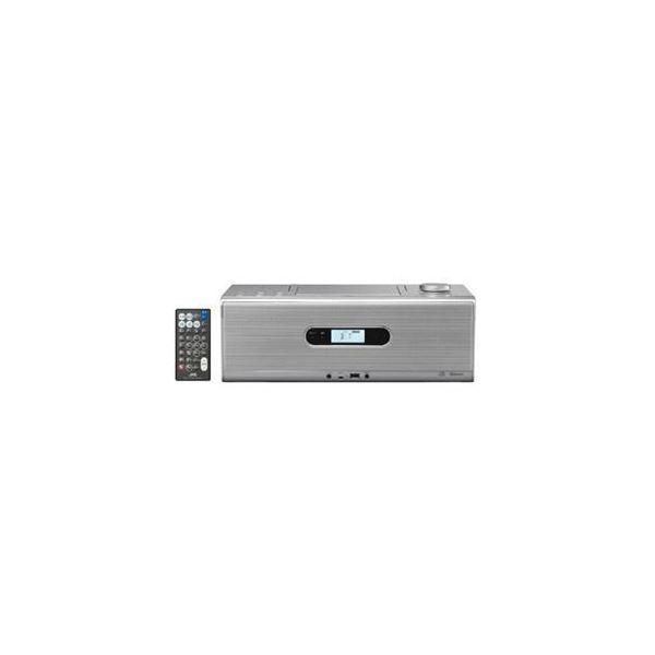 JVCケンウッド Bluetooth対応 CDコンポ シルバー RD-W1-S 送料無料!
