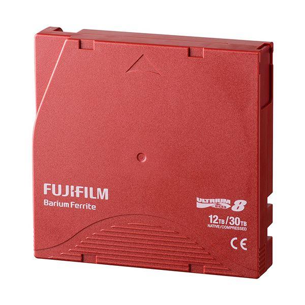 富士フイルム LTO Ultrium8データカートリッジ 12.0TB/30.0TB 1Pケース入 LTO FB UL-8 12.0T J 1巻 送料無料!