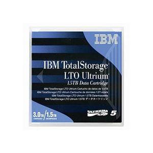 IBM LTO Ultrium5データカートリッジ 1.5TB/3.0TB 46X1290 1セット(5巻) 送料無料!