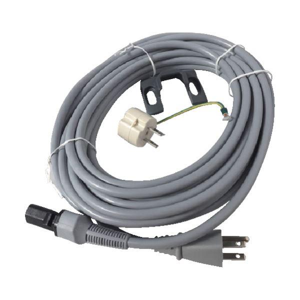 ニルフィスクアドバンスGM80用30ft電源コード 3P グレー 107408837 1本 送料無料!