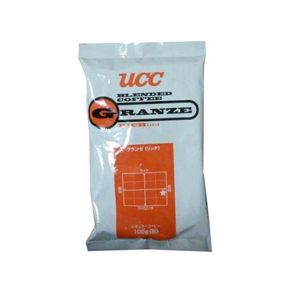 UCC上島珈琲 UCCグランゼリッチ(粉)AP100g 50袋入り UCC301195000