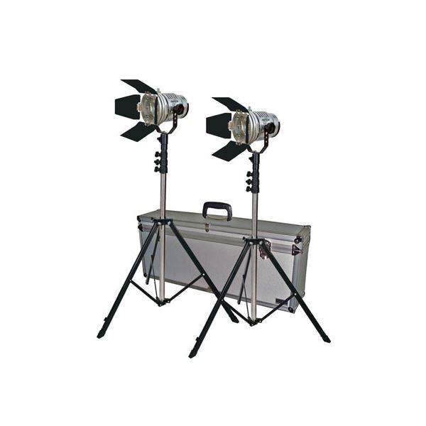 LPL スタジオロケーションライト トロピカルTL500キット2 L25732 送料無料!