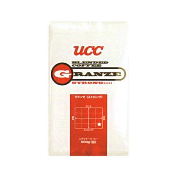 UCC上島珈琲 UCCグランゼストロング(豆)AP500g 12袋入り UCC301205000 送料無料!