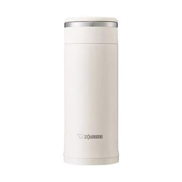 (まとめ)象印 ステンレスボトル SM-JF型36サイズ(0.36L)ホワイト SM-JF36-WA 1本【×5セット】 送料無料!