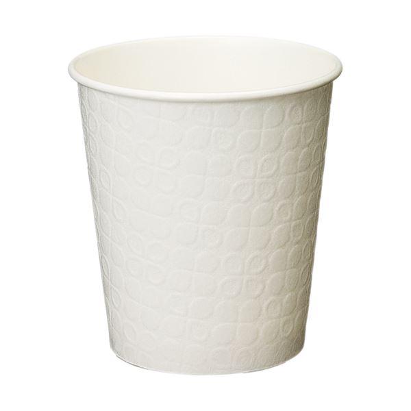 (まとめ) 日本デキシー ホワイト断熱カップ 250ml(8.5オンス) KHCD75LW 1パック(10個) 【×100セット】 送料無料!