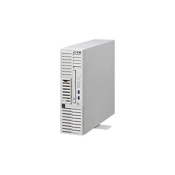NEC Express5800/T110j-S(2nd-Gen) Xeon/8GB/SAS600GB*3/RAID5/W2016 NP8100-2798YPAY 送料込!