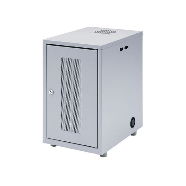 サンワサプライ NAS、HDD、ネットワーク機器収納ボックス CP-KBOX1 送料込!