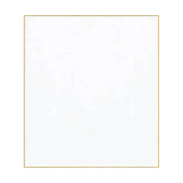 (まとめ)菅公工業 立てかけ色紙 50枚 白 ケ139-50【×5セット】 送料込!