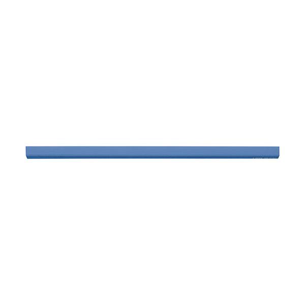 (まとめ) ライオン事務器 マグネットバー長さ310×幅15×厚さ16mm ブルー MB-310U 1本 【×30セット】 送料無料!