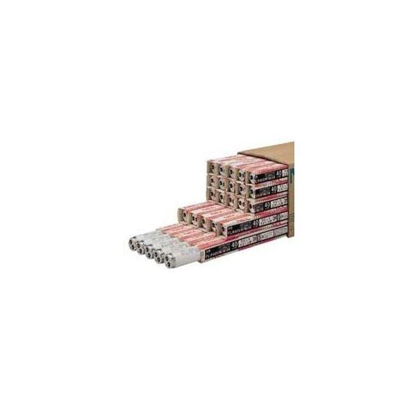 (まとめ)NEC 蛍光ランプ ライフラインII直管ラピッドスタート形 40W形 白色 FLR40SW/M/36 1パック(25本)【×3セット】 送料込!