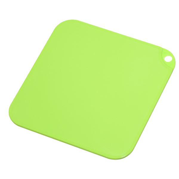 (まとめ) 耐熱抗菌 まな板/キッチン用品 【S グリーン】 軽量 コンパクト 日本製 トンボ スウィーツパレット 【×30個セット】 送料無料!