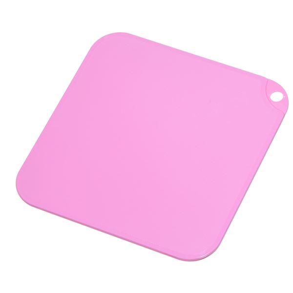 (まとめ) 耐熱抗菌 まな板/キッチン用品 【S ピンク】 軽量 コンパクト 日本製 トンボ スウィーツパレット 【×30個セット】 送料無料!