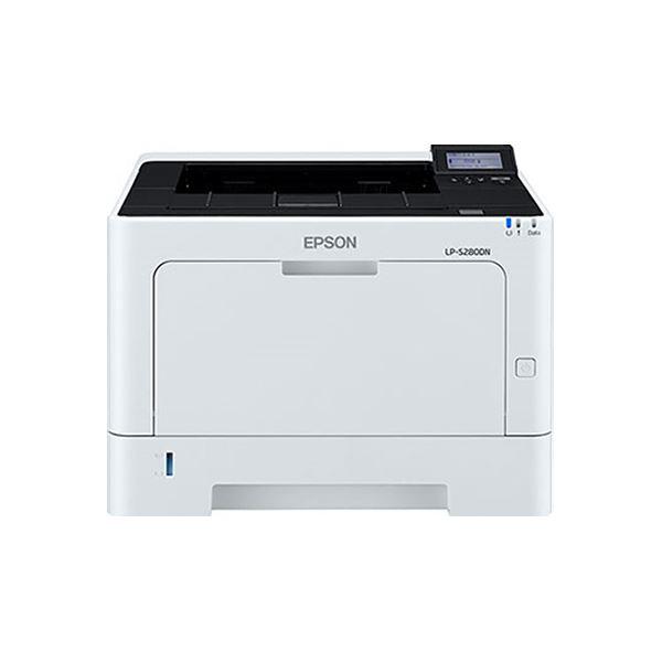 エプソン モノクロページプリンター A4LP-S280DN 1台 送料込!