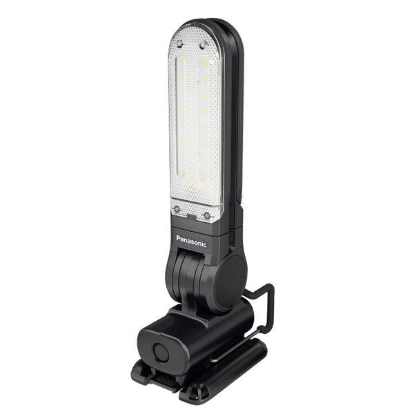 パナソニック EZ3720T-B 工事用充電LEDマルチライト黒MGセット7.2V 送料無料!