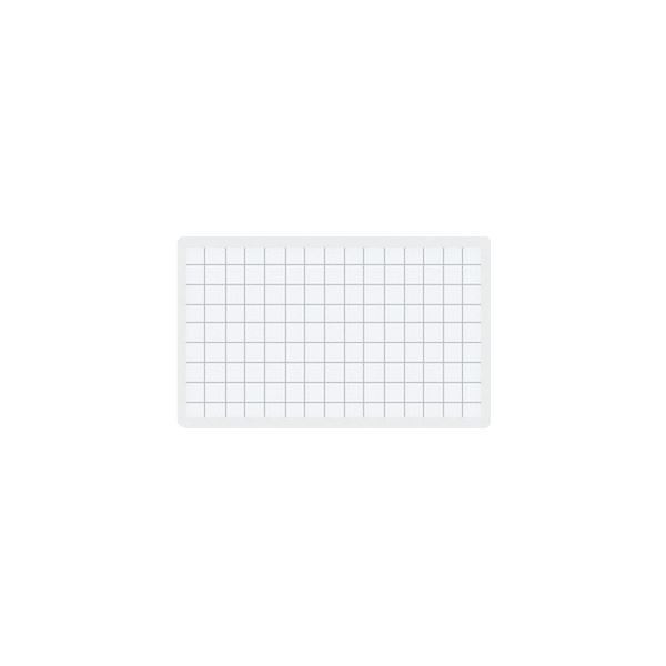 (まとめ) コクヨ マグネット見出し 43×74mm 白 マク-403W 1個 【×50セット】 送料無料!