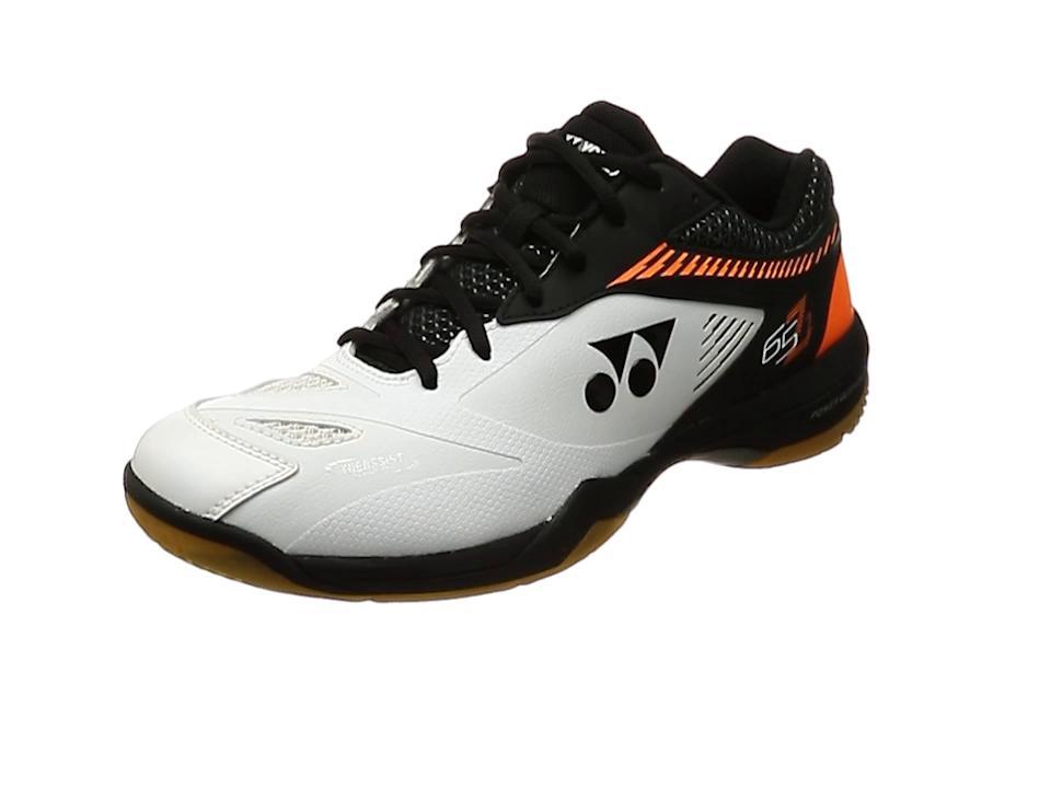 パワークッション65Z2 SHB65Z2 色 : ホワイト 23.5 オレンジ 低価格 サイズ 豊富な品 送料込み