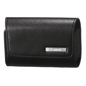 年間定番 Canon ソフトケース 贈答品 CSC-2 送料込み CSC-2BK ブラック