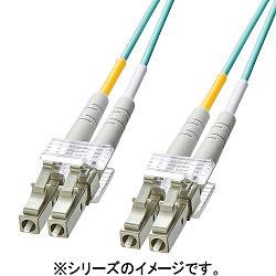 OM3光ファイバケーブル HKB-OM3LCLC-01L