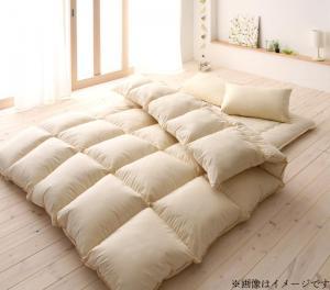 9色から選べる 洗える抗菌防臭 シンサレート高機能中綿素材入り布団 8点セット 和タイプ シングル8点セット