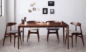 北欧デザイナーズダイニングセット Spremate シュプリメイト 5点セット(テーブル+チェア4脚) W150