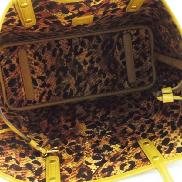 214477 MCMエムシーエム トートバッグ カーフ ロゴ柄 キャメル ゴールド金具mcm ショルダーバッグ ハンドバッグ ポーチ付き2WIDHY9E