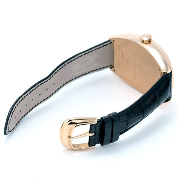 0eb0f49f45b6 231676【中古】【FRANCK MULLER】【フランクミュラー】トノーカーベックス 8880SC RELIEF-メンズ腕時計