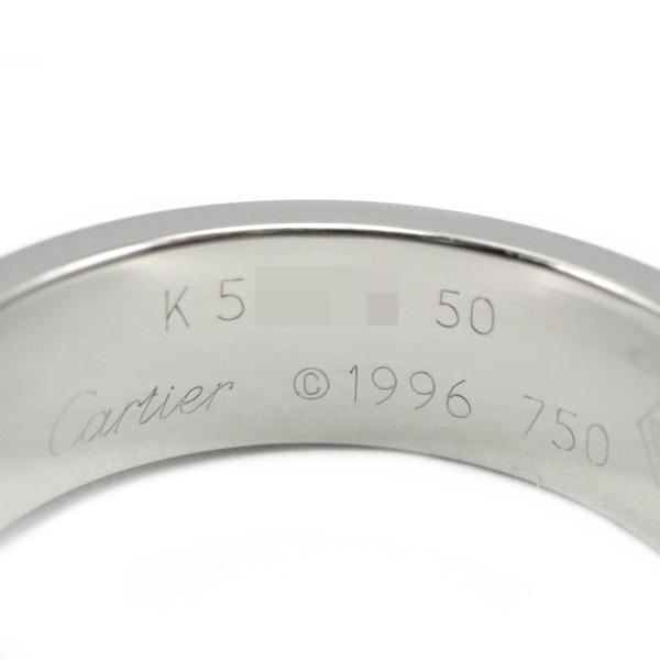 スーパーSALE商品多数出品中9月4日20 00 スタート 255225 CARTIERカルティエ ラブ リング K18WG ♯50cartier ホワイトゴールド 750 10号 ラヴ LOVE 指輪 アクセサリー ブランドジュエリーD9IYe2bHWE