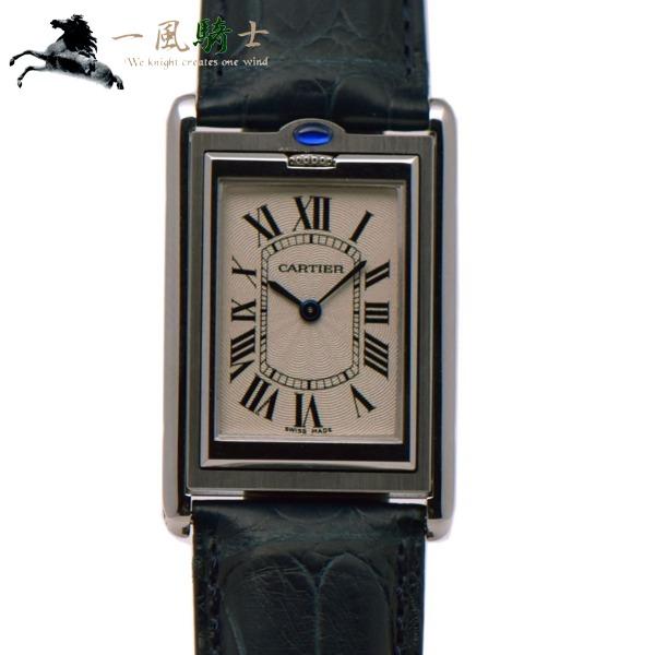 260870【Cartier】【カルティエ】タンク バスキュラント MM