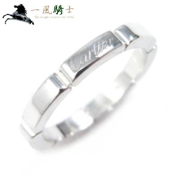 254080【中古】【CARTIER】【カルティエ】マイヨンパンテール リング K18WG #50cartier 10号 ホワイトゴールド 750 ロゴ 指輪 アクセサリー ブランドジュエリー