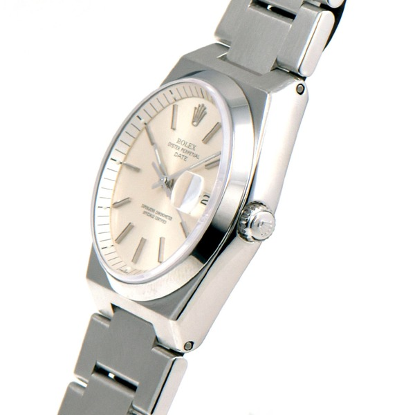 9345a799ca58 253077【中古】【ROLEX】【ロレックス】オイスターパーペチュアル 50th 1530 41番台 デイト-メンズ腕時計
