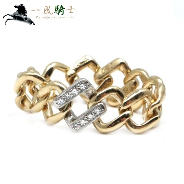 outlet store 95070 8c47b K18YG×K18WG×ダイヤモンド リング 】269857【中古】【TIFFANY&CO ...