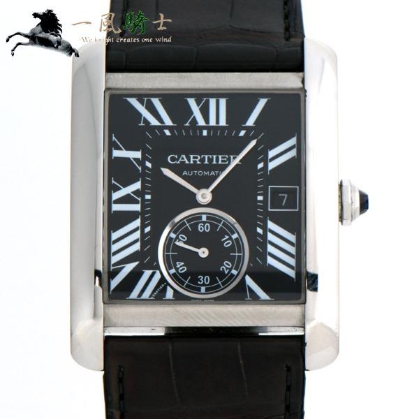 【値下げ】【期間限定】274077【中古】【Cartier】【カルティエ】タンク MC W5330004