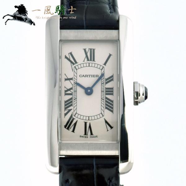【値下げ】【期間限定】275947【中古】【Cartier】【カルティエ】タンクアメリカン SM WSTA0016