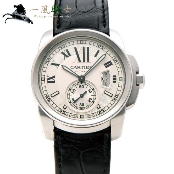 301860【中古】【Cartier】【カルティエ】カリブル ドゥ カルティエ W7100037