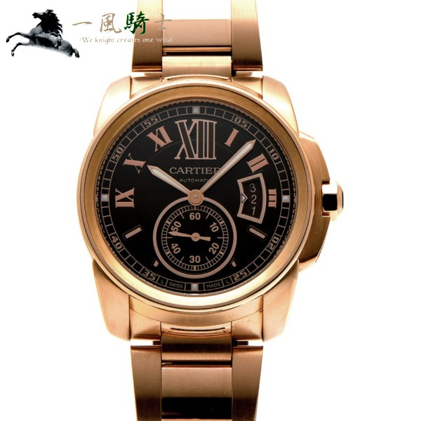 304517【中古】【Cartier】【カルティエ】カリブル ドゥ カルティエ W7100040