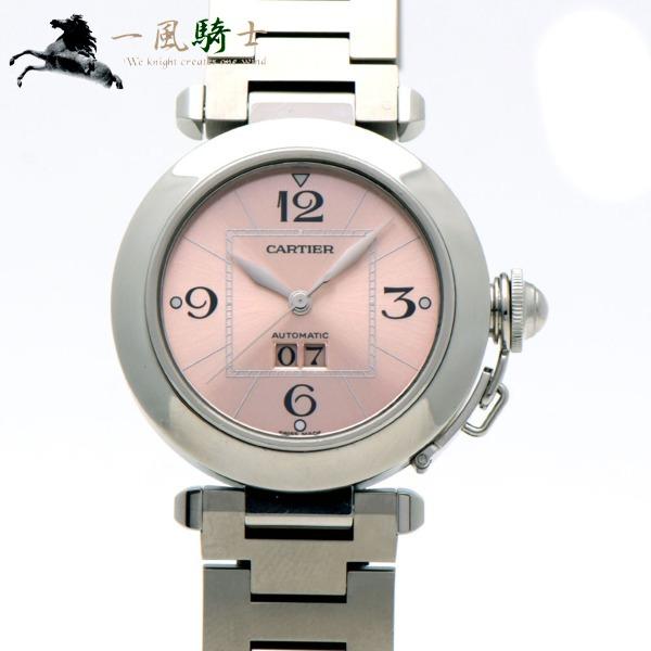 306821【中古】【Cartier】【カルティエ】パシャC ビッグデイト W31058M7