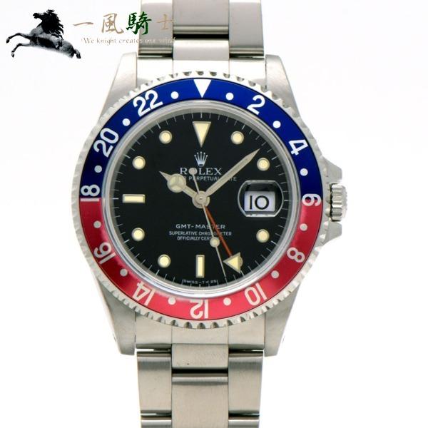 304716【中古】【ROLEX】【ロレックス】GMTマスター 16700 T番
