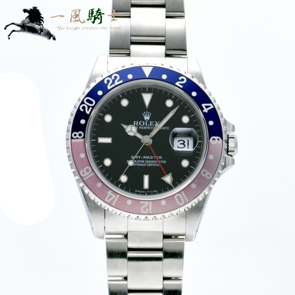306535【中古】【ROLEX】【ロレックス】GMTマスター 16700 U番