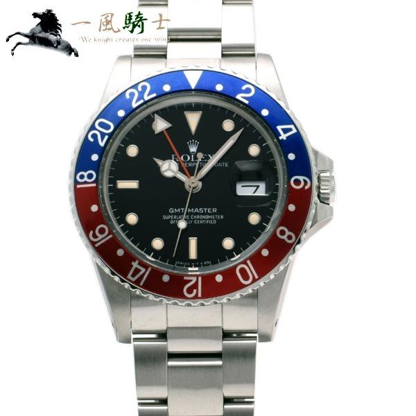 285023【中古】【ROLEX】【ロレックス】GMTマスター 16750 94番台