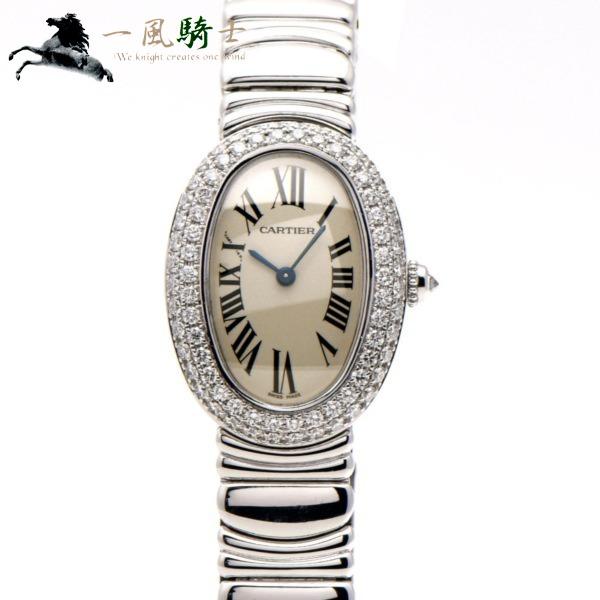 280994【中古】【Cartier】【カルティエ】ベニュワール SM WB5097W2