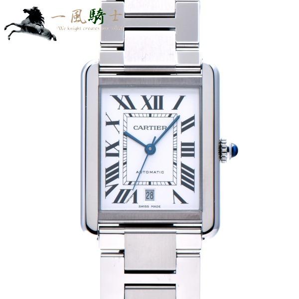 307533【中古】【Cartier】【カルティエ】タンクソロ XL W5200028