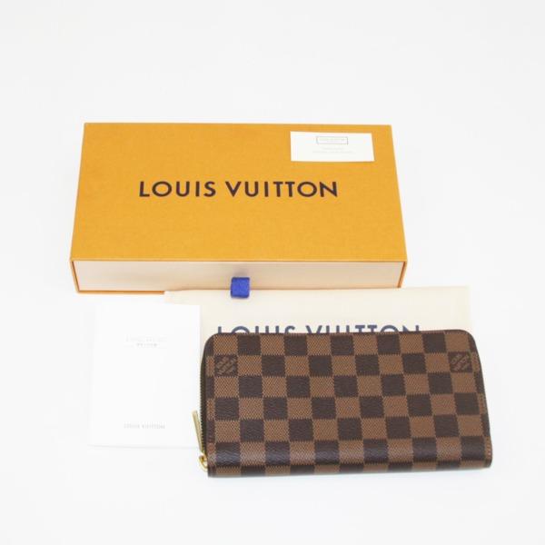 323269【新品】【LOUIS VUITTON】【ルイ・ヴィトン】ジッピー・ウォレット ダミエ N41661