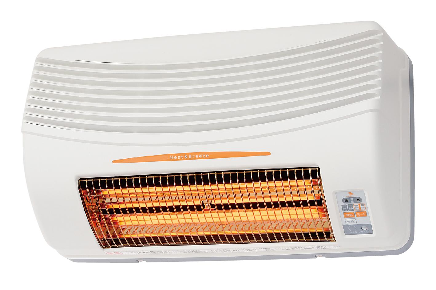 商品小計18,000円(税抜)以上で送料無料 高須産業 BF-861RGA 浴室換気乾燥暖房機 24時間換気対応 (壁面取付/換気内蔵)