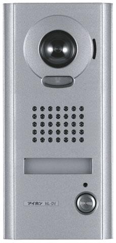 【受注品】アイホン NL-DV カメラ付玄関子機 【NLDV】