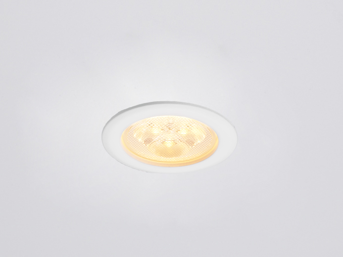 DNライティング D-EX21W φ45 昼白色 小型LEDダウンライト 調光 ホワイト DEX21W