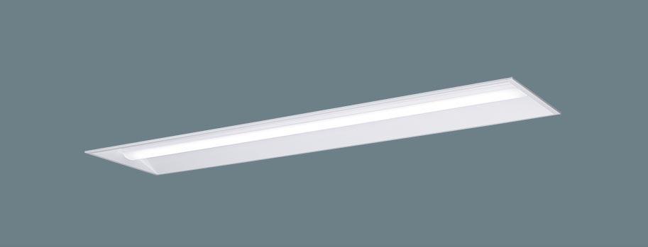 パナソニック NNLK41722 iDシリーズ 一体型ベースライト 40形 埋込型 省エネタイプ 下面開放型 W220 6900lm 非調光 ライトバー付【色選択】