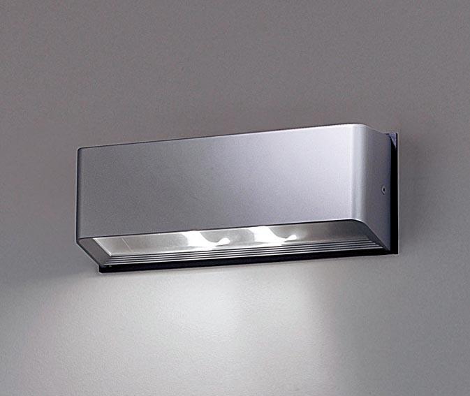 パナソニック NNY20232LE1 壁直付型 LED(昼白色) ブラケット 階段用・横長・非対称配光 防雨型