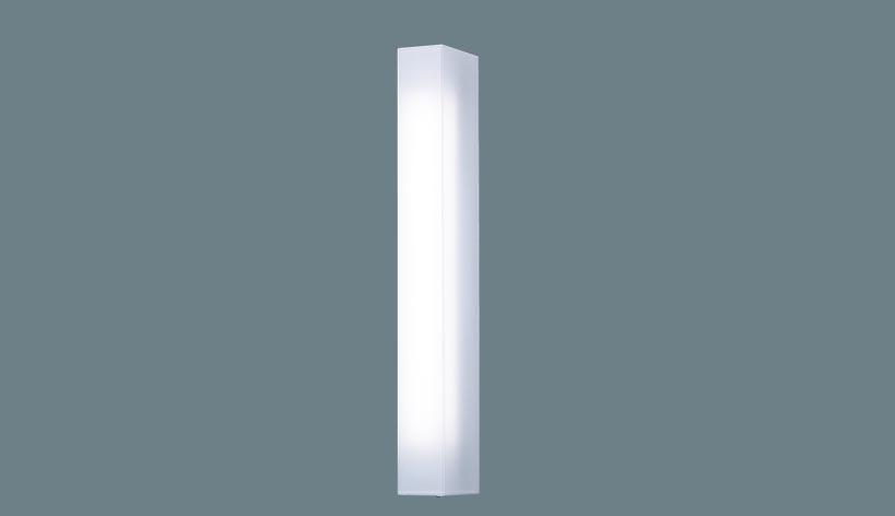 パナソニック NNFW21825LE9 + LDL20S・N/11/12-K 【1200lmKタイプとの組合せ】壁直付型 直管LEDランプ ブラケット ステンレス製 防湿型・防雨型