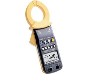 日置電機 3283 クランプオンリークハイテスタ <付属品>携帯用ケース9399 ×1, ハンドストラップ ×1, 積層形マンガン乾電池 (6F22) ×1, 取扱説明書 ×1 (HIOKI)