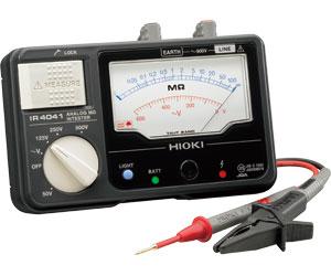 日置電機 IR4041-10 アナログメグオームハイテスタ 【IR404110】(HIOKI)